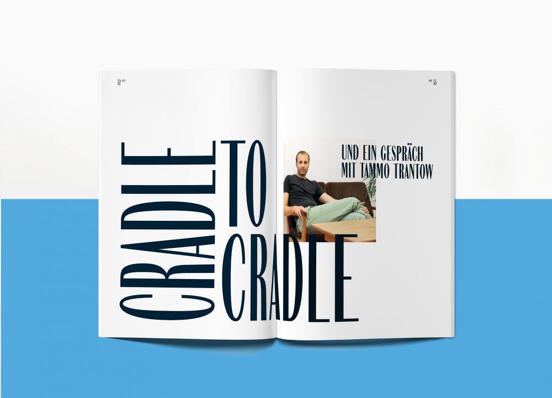 AP152 Magazin Cradle2Cradle Design