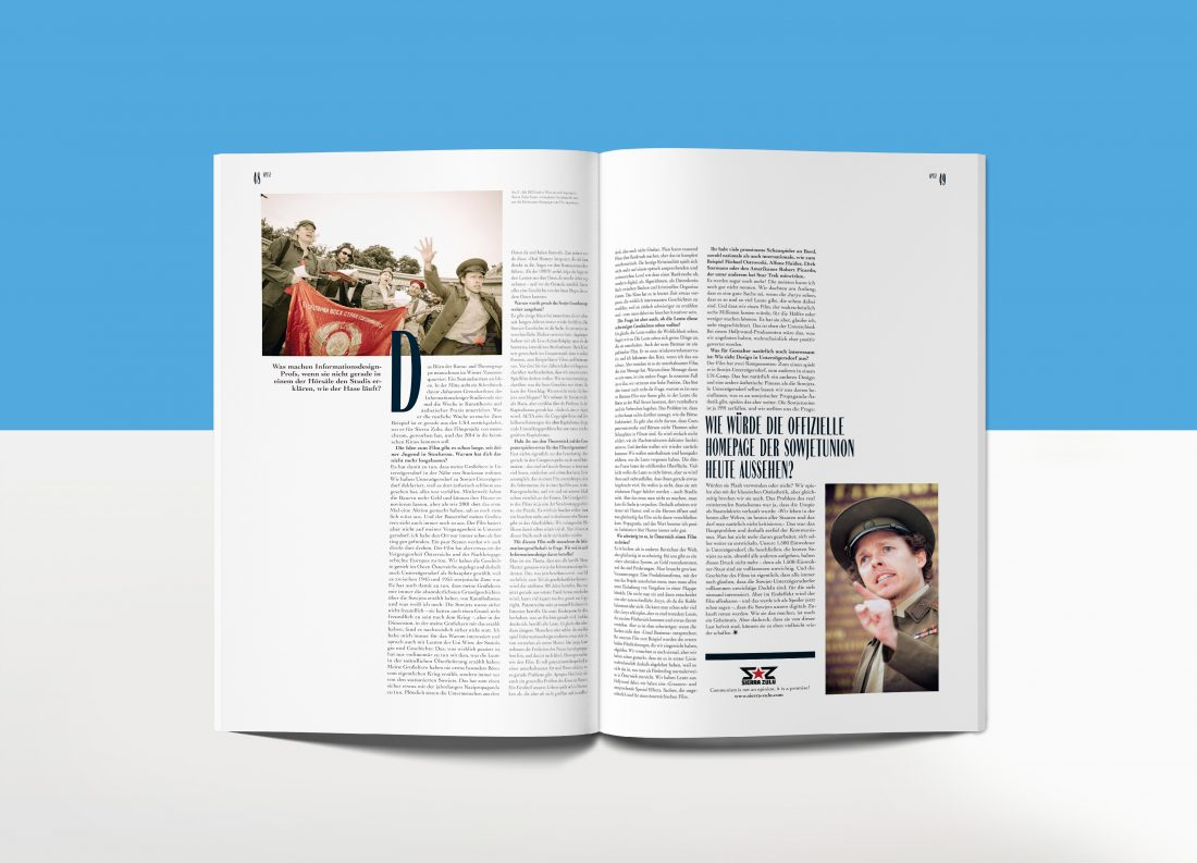 AP152 Magazin Monochrom