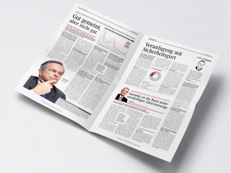 VIG Geschäftsbericht 2015 NummerSicher Treichl
