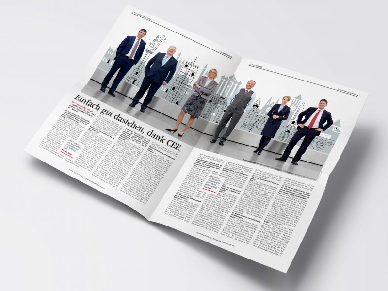 VIG Geschäftsbericht 2015 NummerSicher Vorstand