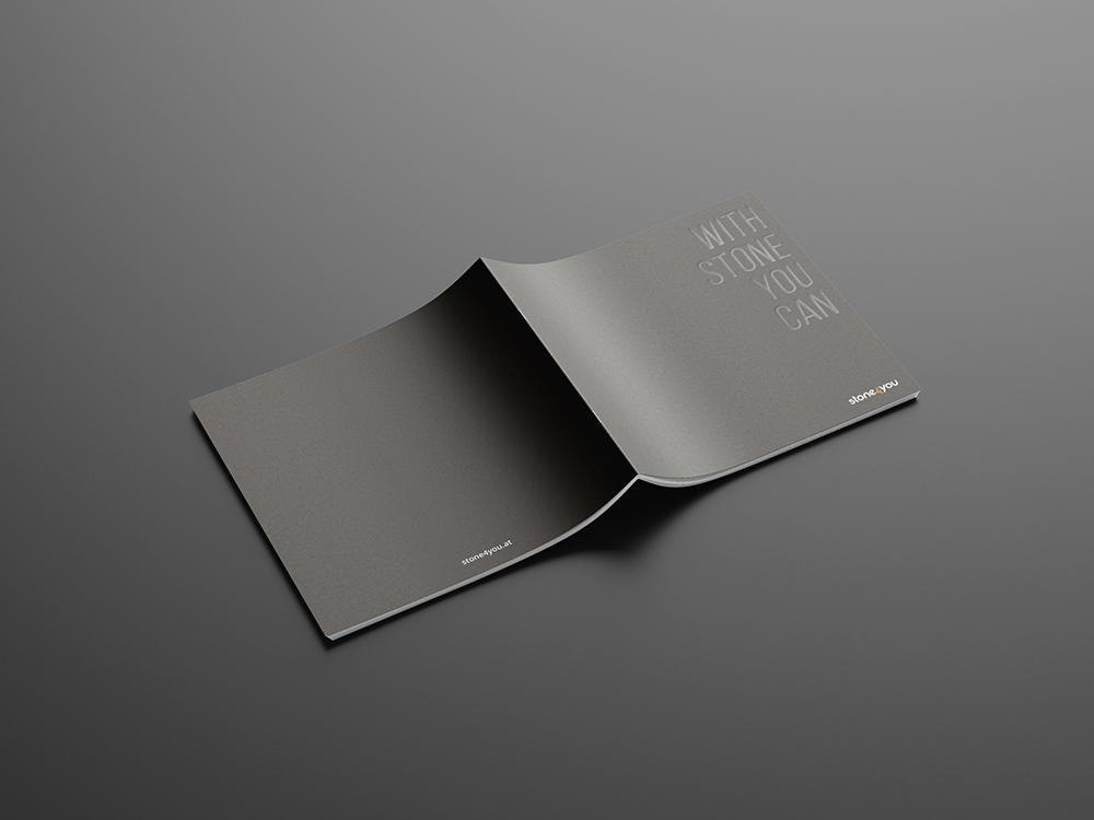 stone4you Produktkatalog Umschlag