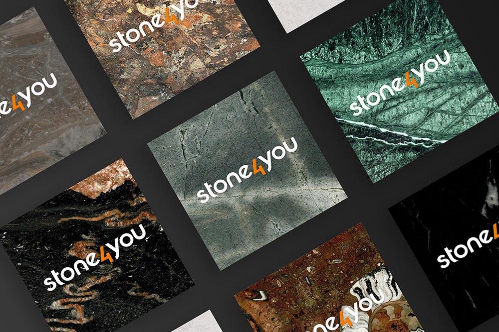 stone4you Visitenkarten Übersicht