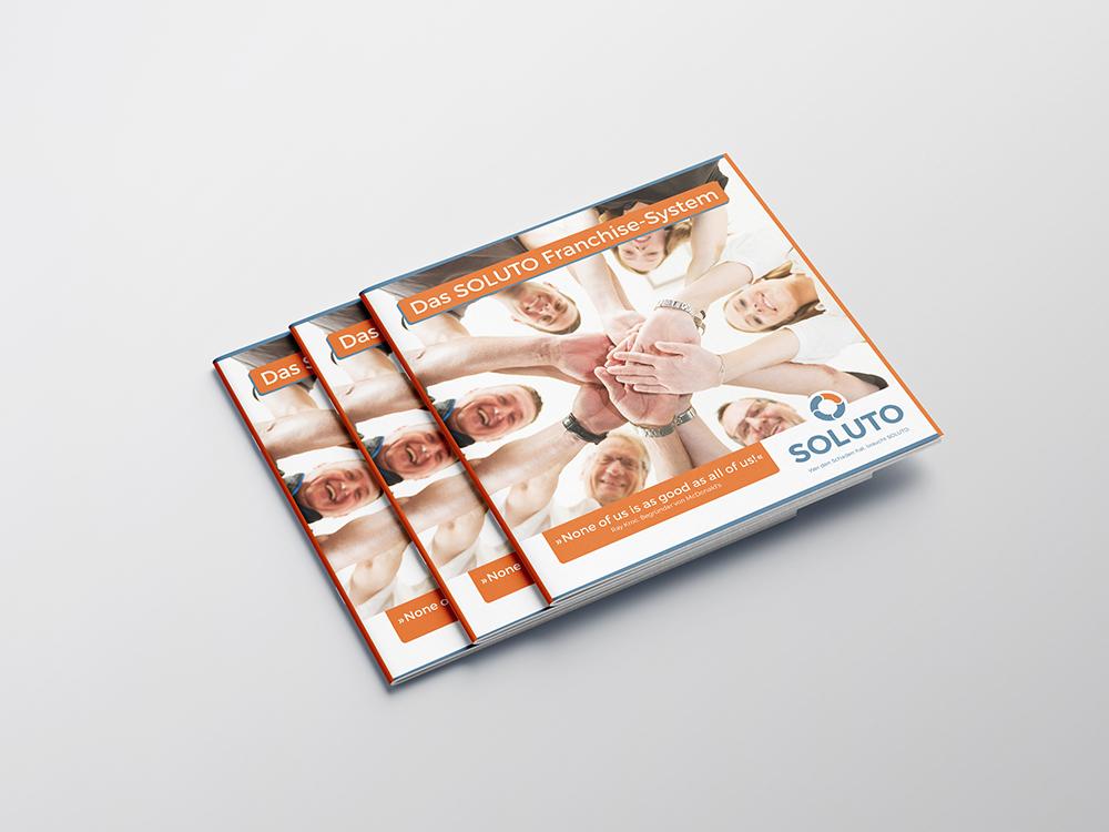 SOLUTO Franchise-Folder Cover