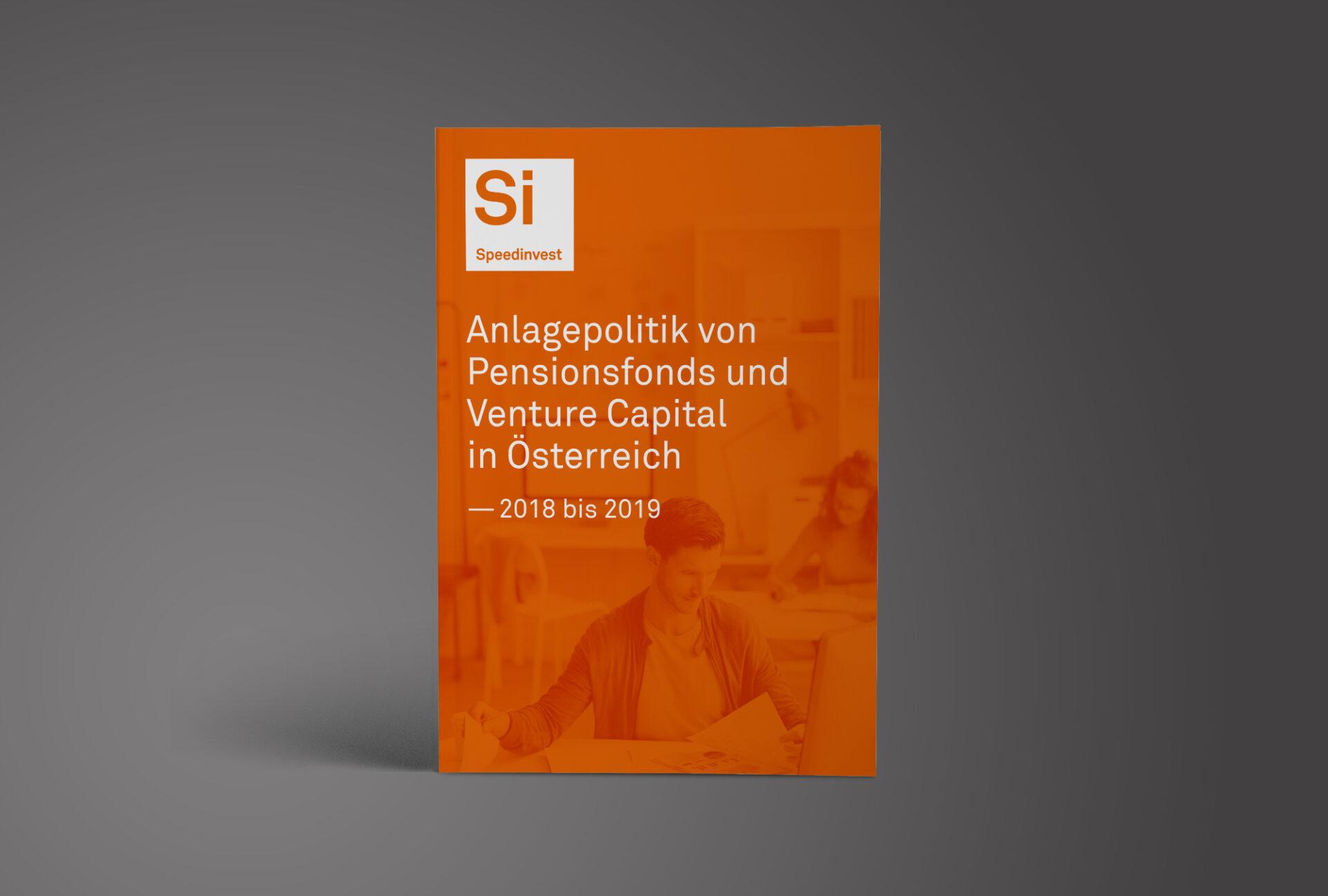 Speedinvest Folder Pensionsfonds Cover